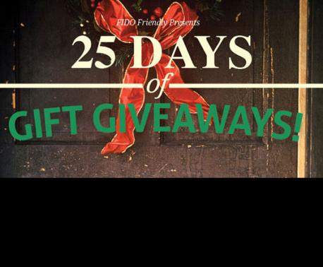 25 Days of Gift Giveaways