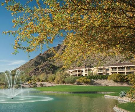 The Canyons at the Phoenician in Scottsdale, Arizona