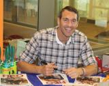 Brandon McMillan, 2015 pet adoption tour spokesperson